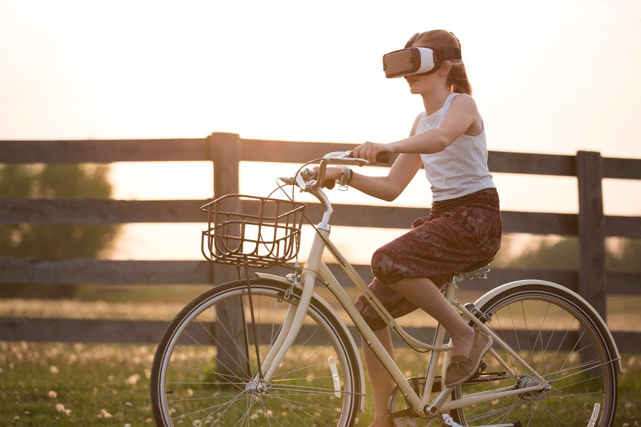 Le développement de la réalité virtuelle promet aussi des expériences sportives d'autant plus immersives et stimulantes.