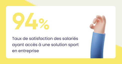 Des salariés heureux à 94%