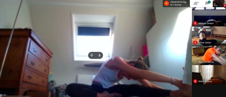 sport-teletravail-yoga