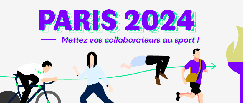 Mettez vos collaborateurs au sport !