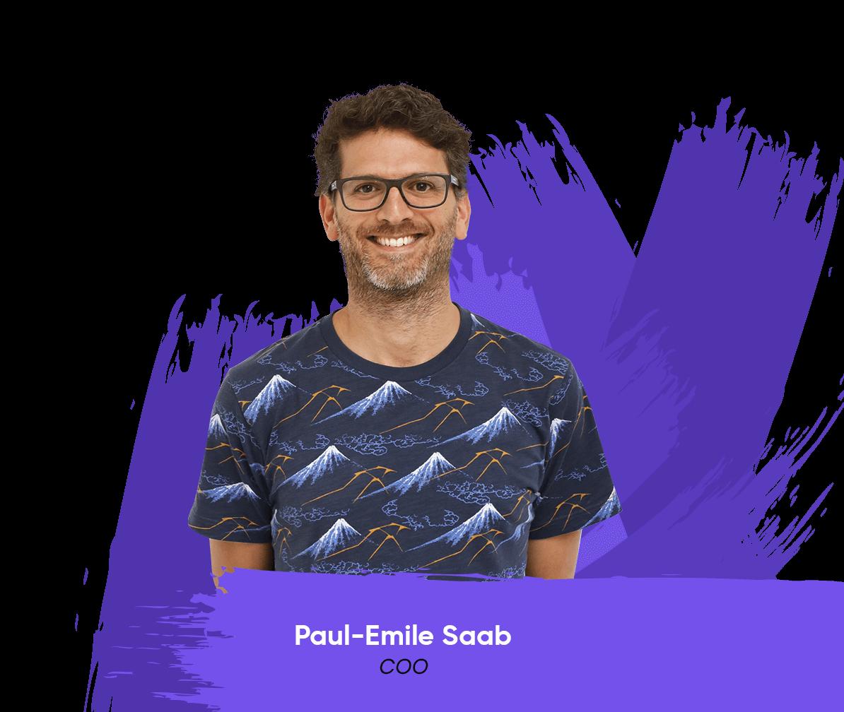 Paul_Emile_Saab_COO
