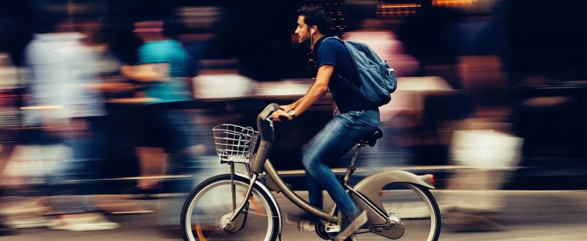 Des collaborateurs performants et en meilleure santé grâce au vélo