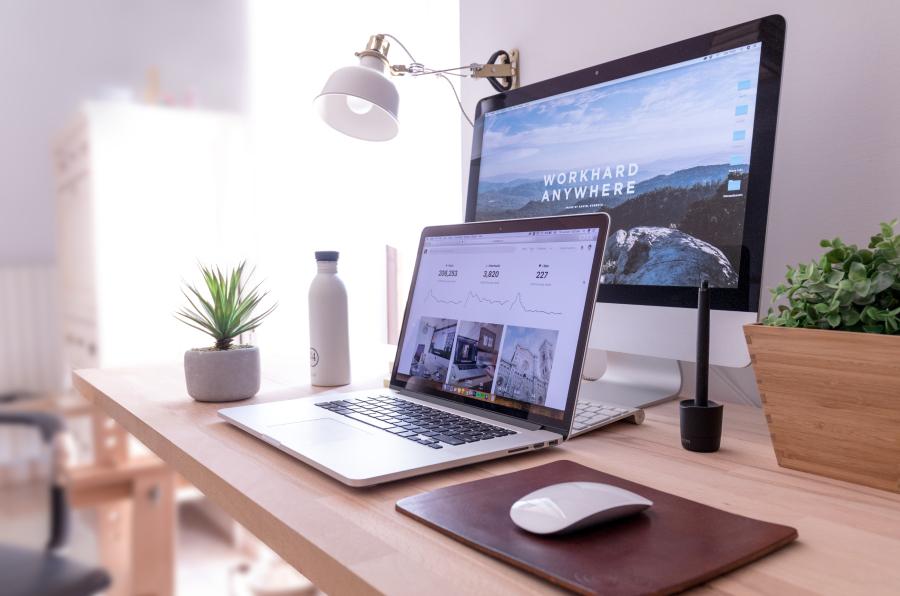 Un espacio de teletrabajo óptimo aumenta la productividad