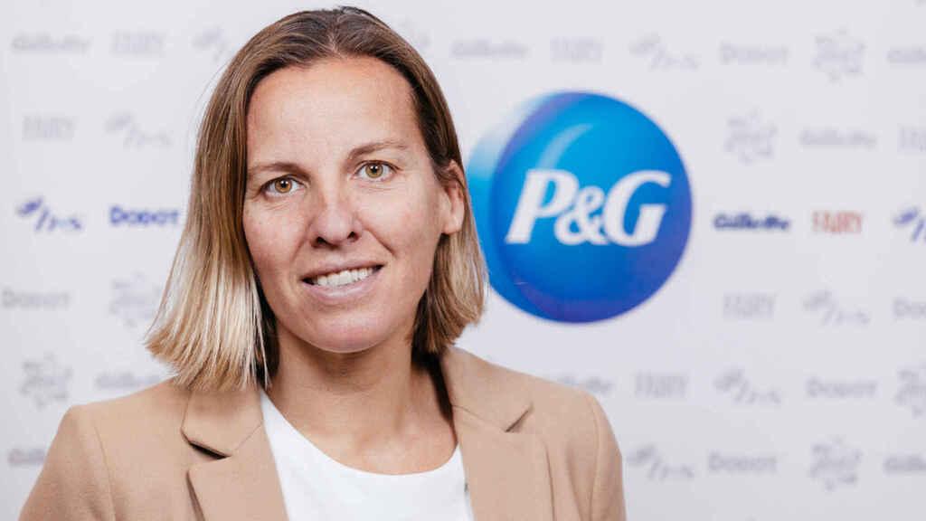 Vanessa Prats, Vicepresidente de Procter & Gamble