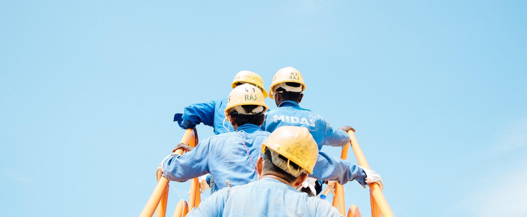 Préserver la sécurité et la santé des collaborateurs